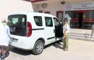 Muğla'da COVİD-19 Aşısı Olan Kıbrıs Gazisi...