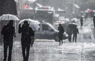 Muğla'da Sağanak Yağış Uyarısı!
