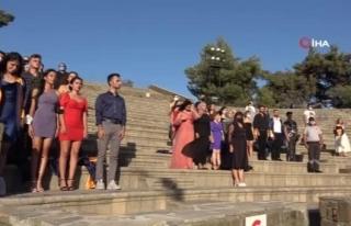 Muğla'da Turizm ve Sağlıkçılara Mezuniyet...