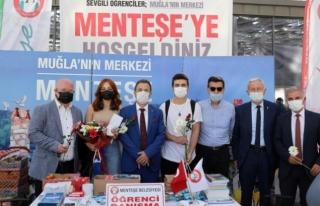 Muğla'da Üniversite Öğrencileri Otogarda...