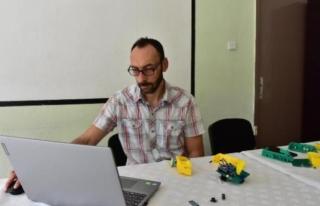 Muğla'daki Lise Öğretmeni Kodlama Dersleri...