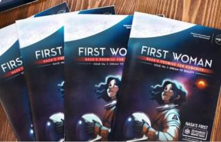 NASA'nın İlk Çizgi Romanı Yayımlandı!