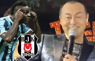 Serdar Ortaç'ın Beşiktaş Savunması