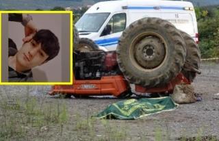 Traktörle Drift Atan Gençler Kaza Yaptı: 1 Ölü,...