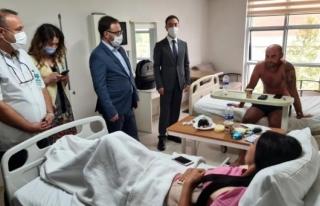 Ukrayna Antalya Konsolosu Menteşe'deki Kazada...