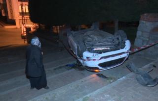 Ümraniye'de 'Navigasyon' Kazası:...