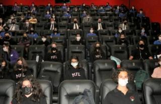 Akif Filmi Muğla'da Öğrencilerle Buluştu