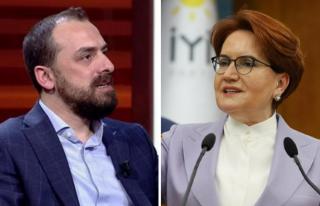 AKP'den Ayrılan Faruk Acar'dan Akşener...