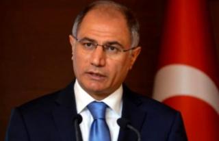 AKP'li Efkan Ala'dan 'AB ile İlişkiler'...