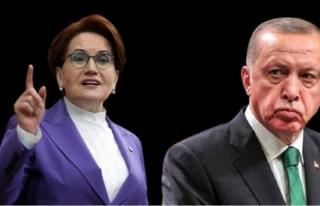Akşener'den Erdoğan'a: Sıkı Dur, Başbakan...