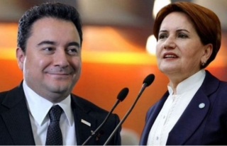 Akşener ve Babacan'dan Ortak Basın Açıklaması