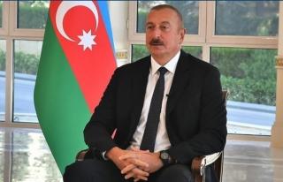 Azerbaycan Cumhurbaşkanı'ndan İran'a...