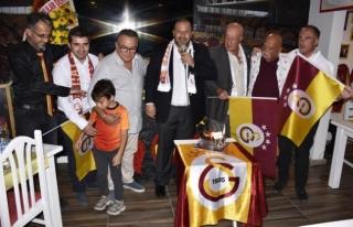 Bodrum'da Galatasaray'ın 116. Kuruluş...