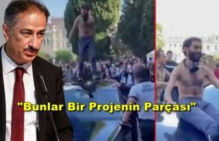 Boğaziçi Üniversitesi Rektörü Prof. Dr. İnci'den...
