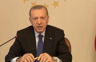 Cumhurbaşkanı Erdoğan'dan Afganistan Çağrısı