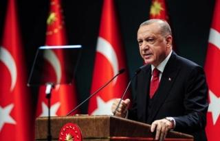 Cumhurbaşkanı Erdoğan'dan Yüz Yüze Eğitim...