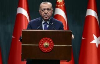 Erdoğan, 2053 Hedeflerinin İlkini Açıkladı