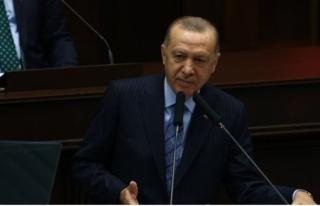 Erdoğan'ın Hedefinde Muhalefet Vardı