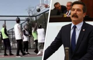 Erkan Baş'tan Cumhurbaşkanı Erdoğan ve Altun'a...
