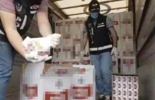 İzmir'de 4 Bin 645 Litre Sahte Alkol Yakalandı