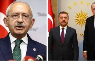 Kılıçdaroğlu: Bu İhanette Kavcıoğlu'nun Sorumluluğu...