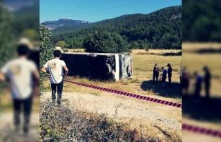 Menteşe'deki Feci Kazada Ağır Yaralanan Öğrenciden...