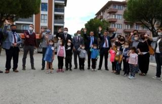 Muğla'daki Hayvanları Koruma Günü'nde...