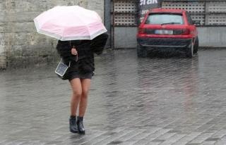 Şiddetli Yağmur ve Soğuk Hava Geliyor!