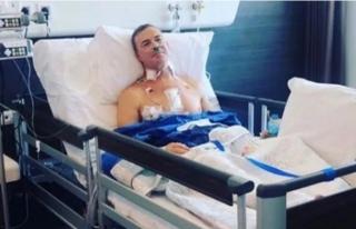 Sunucu Murat Başoğlu, Ölümden Döndü