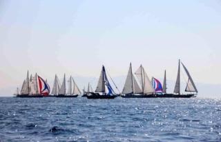 The Bodrum Cup Yelken Yarışlarına Doğru