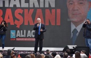 ALİ ACAR PROJE VE MECLİS ADAY TANITIM TOPLANTISI...