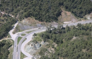 MARMARİS'TE HAVADAN TRAFİK DENETİMİ