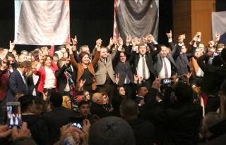 MHP Aksaray adaylarını tanıttı