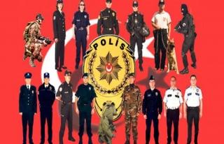 MUĞLA'DA TÜRK POLİS TEŞKİLATININ 174. KURULUŞ...