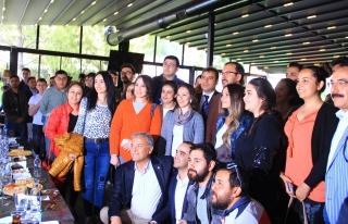 SPOR BAKANI:'GENÇLER BİZİM HERŞEYİMİZ'