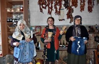 ADINA TÜRKÜ YAZILAN KERİMOĞLU'NIN EVİ KADINLARA...