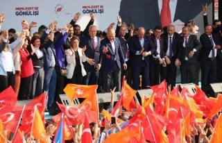 'HDP  DENİLEN PARTİ PKK'NIN  SİYASİ KOLUDUR'
