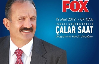 BEHCET SAATCI FOX'A KONUK OLUYOR