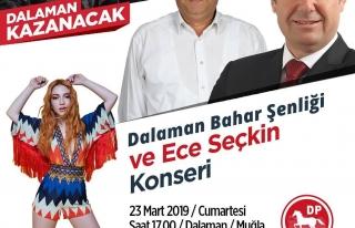 KOCADON VE KORKUT'TAN DALAMAN BAHAR ŞENLİĞİ