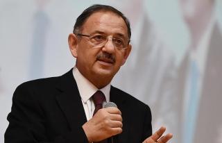 AK Parti Genel Başkan Yardımcısı Özhaseki: Cumhur...