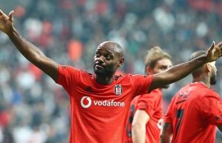 Beşiktaş'ta Vagner Love hakkında disiplin...