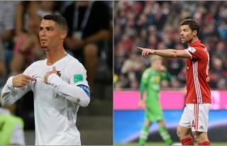 Ronaldo ve Xabi Alonso vergi kaçırmaktan yargı...