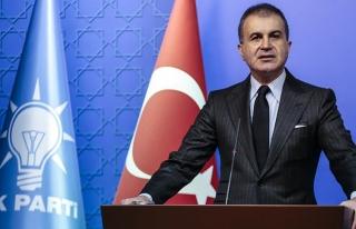 AK Parti Sözcüsü Çelik: Türkiye Fırat'ın...