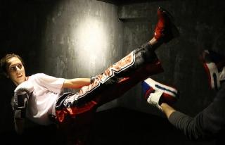 Kick boksun 'yalnız şampiyonu'