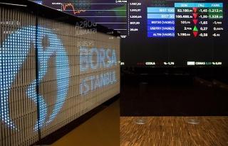 Borsa 100.000 puanın üzerini test etti