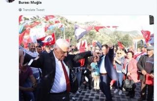 OSMAN GÜRÜN, BAŞLATTI TWİTTER'DA 'TREN TOPİC'...