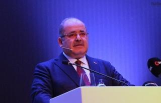 VakıfBank Genel Müdürü Özcan AA Finans Masası'na...
