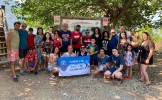 TURBELDAK Sporcuları Köyceğiz'de Kamp Yaptı