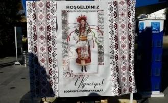 Bodrum'da Ukrayna Kültür ve Tanıtım Günü Etkinliği