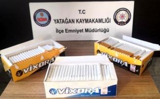 Yatağan'da Doldurulmuş Sigara Satışına 16 Bin TL Ceza!